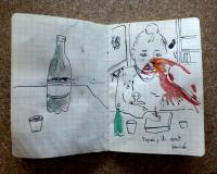 carnet - jolivet - mestiri - balas - rabot - paris - dessin